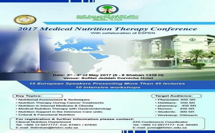 2017 Medical Nutrition Therapy Conference