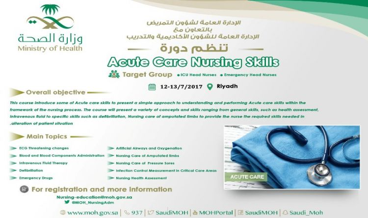 ACUTE CARE NURSING SKILLS