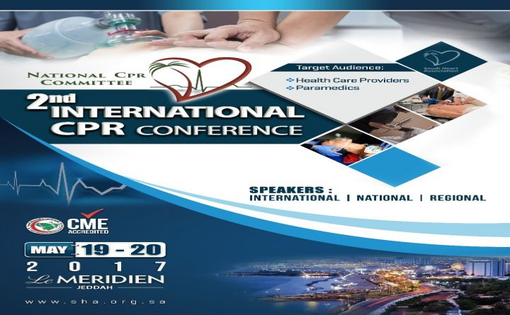 2nd International CPR Conference