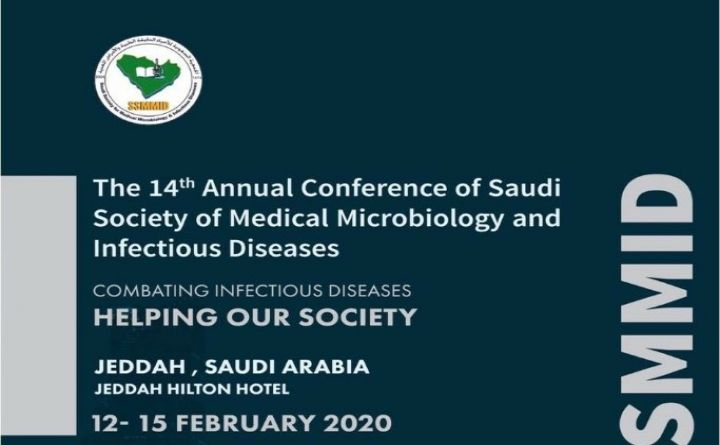 The 14th Annual Conference of Saudi Society of Medical Microbiology and Infectious Diseases