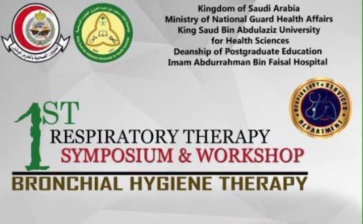 1st Respiratory Therapy Symposium & Workshop