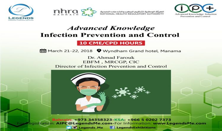 Advanced Knowledge Infection Prevention and Control