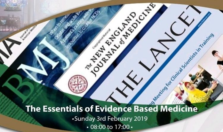 The Essential of Evidence Based Medicine