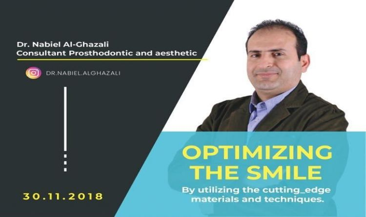 Optimizing The Smile, By utilizing the cutting-edge materials and techniques