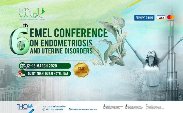 6th Emel Conference in Endometriosis and Uterine Disorders