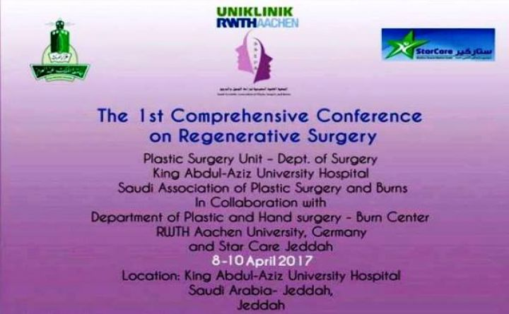 First Comprehensive Conference on Regenerative Surgery