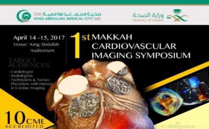 First Makkah Cardiovascular Imaging Symposium