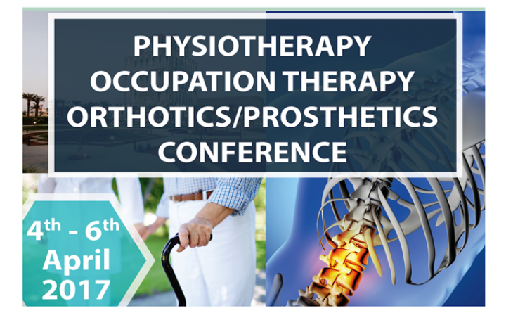 Physiotherapy Occupation Therapy Orthotics/Prosthetics Conference