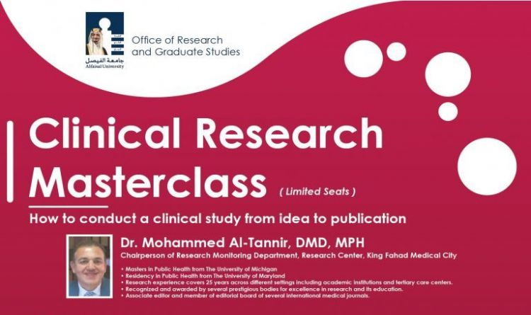 Clinical Research Masterclass