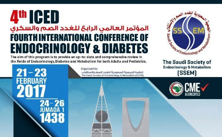 4th ICED | Fourth International Conference of Endocrinology & Diabetes