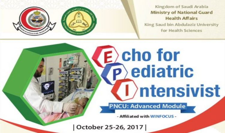 ECHO for PEDIATRIC INTENSIVISTS