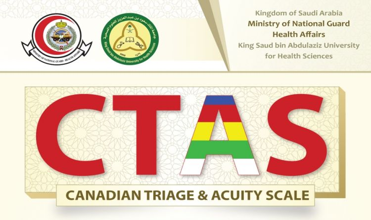 CTAS or Canadian Triage and Acuity Scale