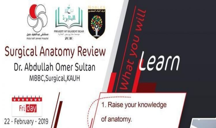Surgical Anatomy Review