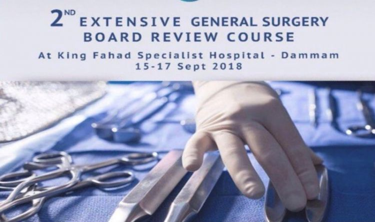 2nd Extensive General Surgery Board Review Course
