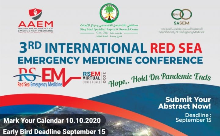 3RD International Red Sea Emergency Medicine Conference