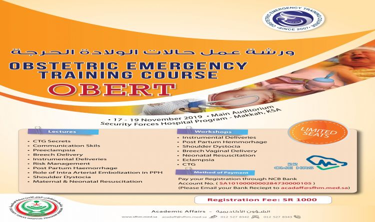 OBERT (Obstetric Emergency Training Course)