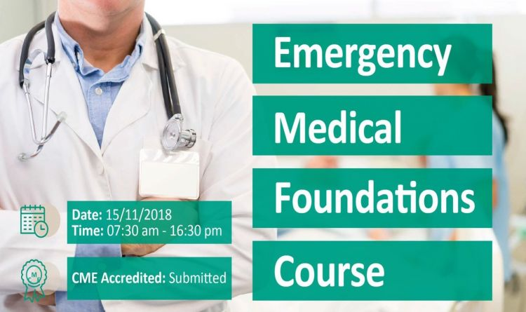 Emeregency Medical Foundations Course