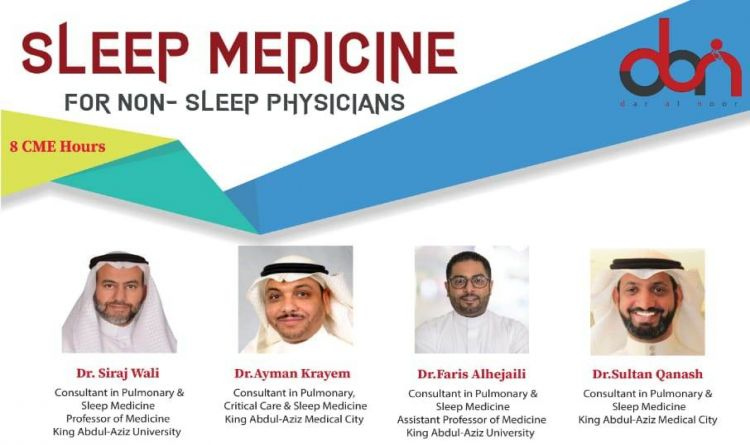 Sleep Medicine For Non-sleep Physicians