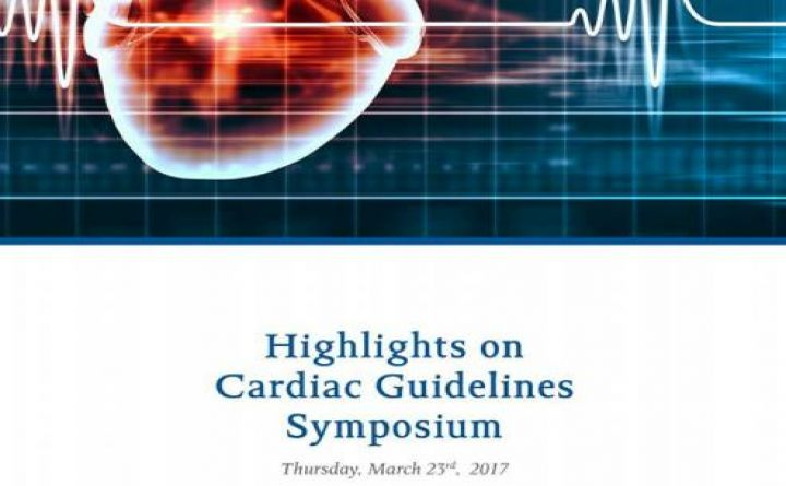 Highlights on Cardiac Guidelines Symposium