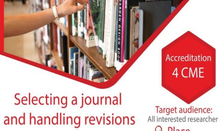 Selecting a journal and handling revisions