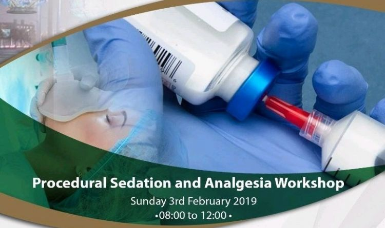 Procedural Sedation and Analgesia Workshop