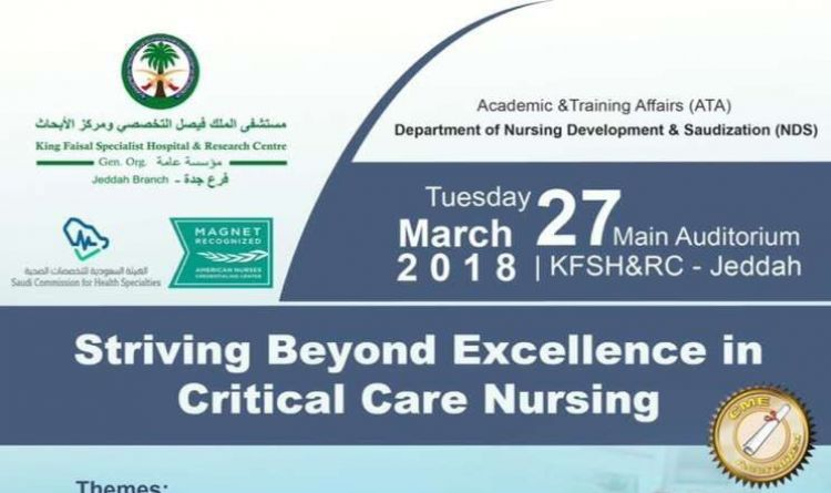 Striving beyond Excellence in Critical Care Nursing