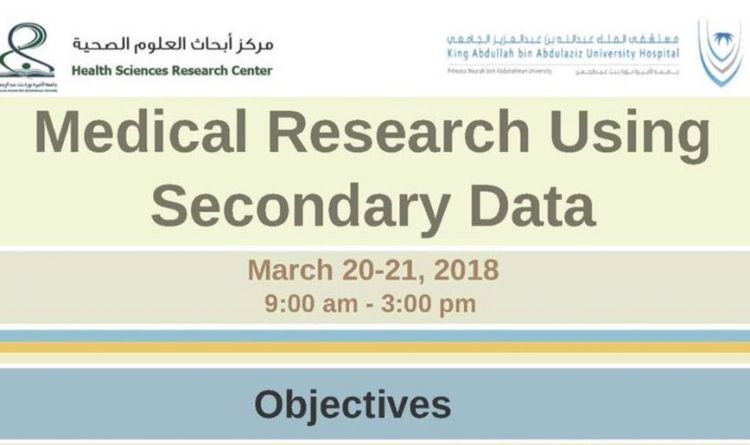 Medical Research Using Secondary Data