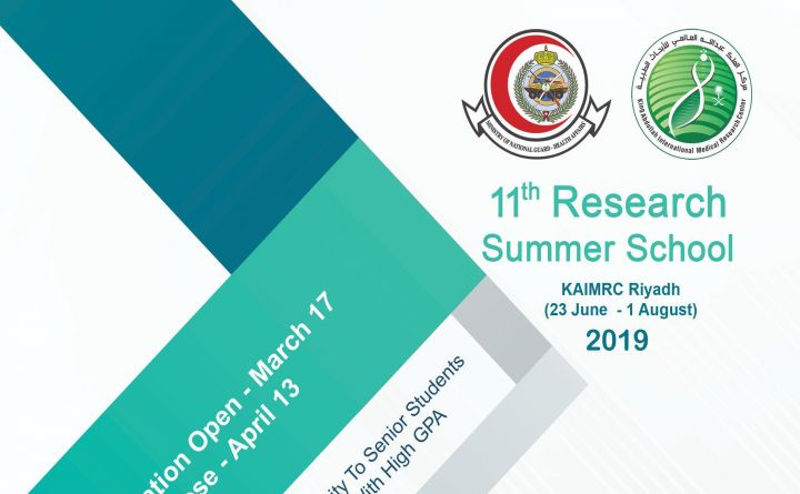11th Research Summer School