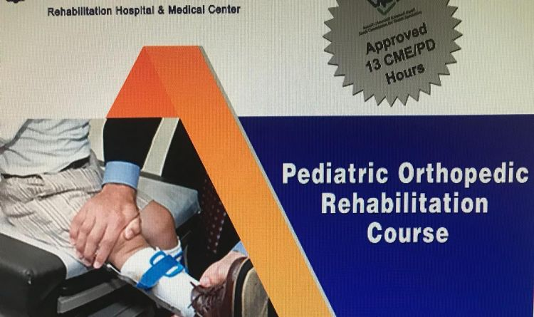 Pediatric Orthopedic Rehabilitation Course