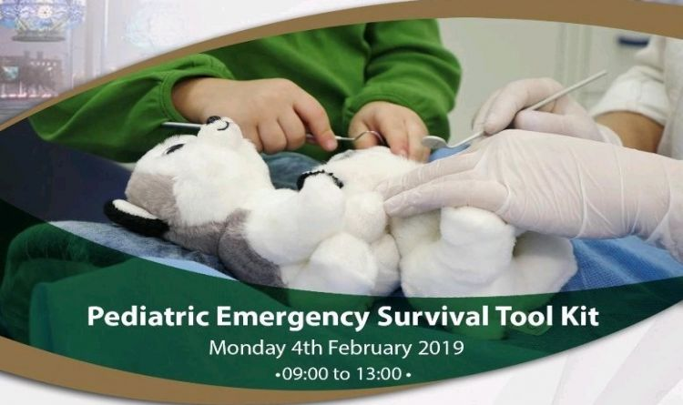 Pediatric Emergency Survival Tool Kit