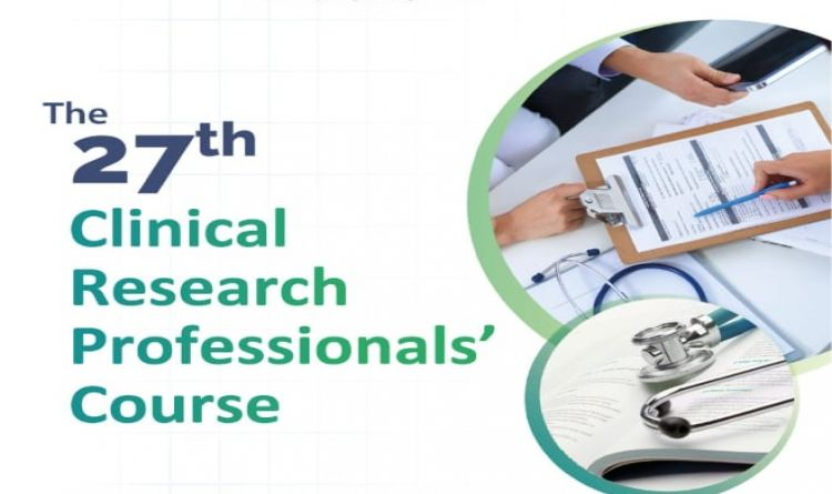 The 27th Clinical Research Professional Course