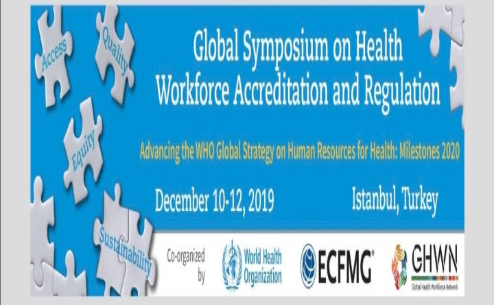 Global Symposium on Health Workforce Accreditation and Regulation