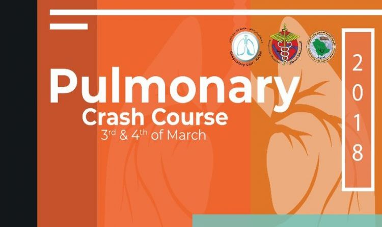 Pulmonary Crash Course