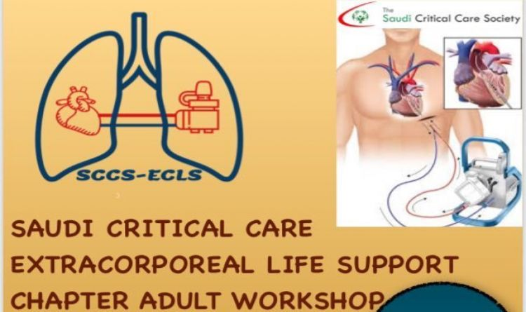 Saudi Critical Care Extracorporeal Life Support Chapter Adult Workshop