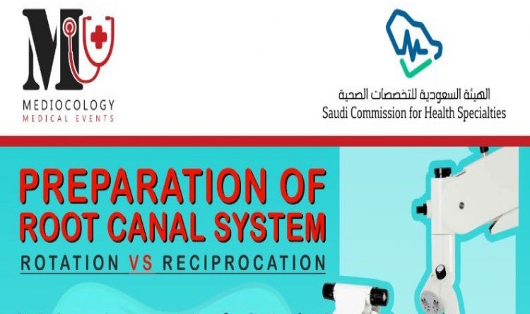 Preparation of Root Canal System