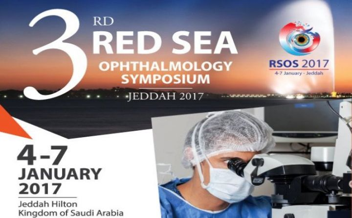 3rd Red Sea Opthalmology Symposium
