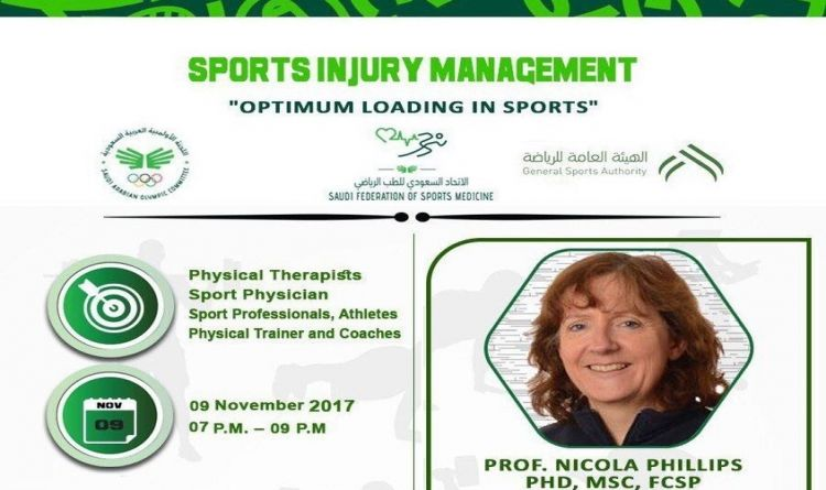 Sports Injury Management