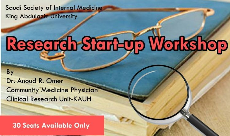 Research Start-up Workshop