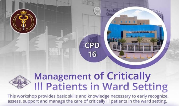 Management of Critically ill Patient in Ward Setting