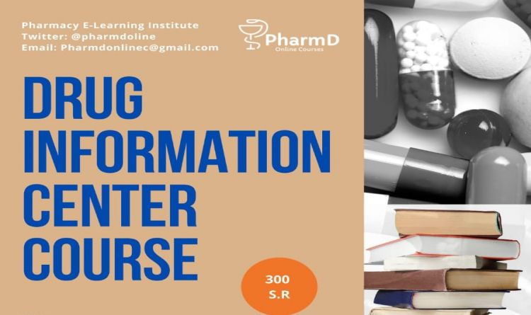 Drug Information Center Course