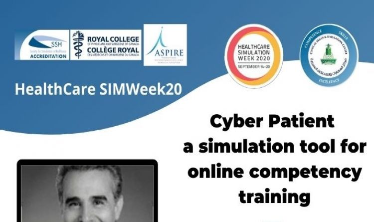 Cyber Patient a simulation tool for online competency training
