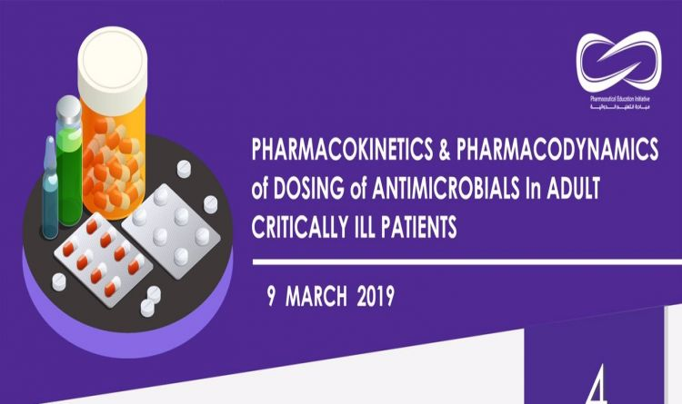 Pharmacokinetics & Pharmacodynamics of Dosing of Antimicrobials In Adult Critically Ill Patients