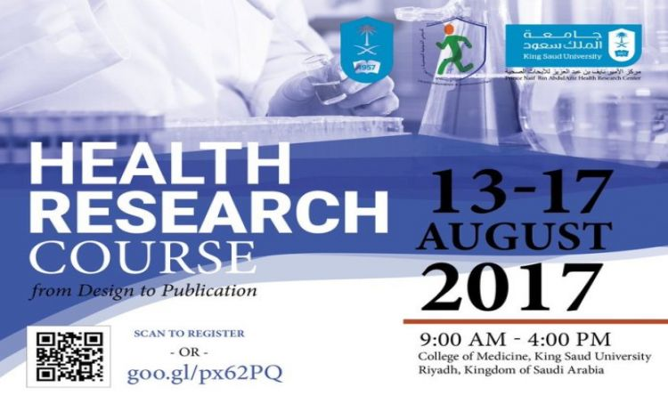 Health Research COURSE