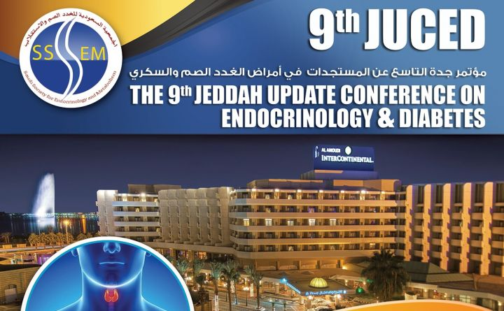 9th Jeddah Update Conference on Endocrinology & Diabetes