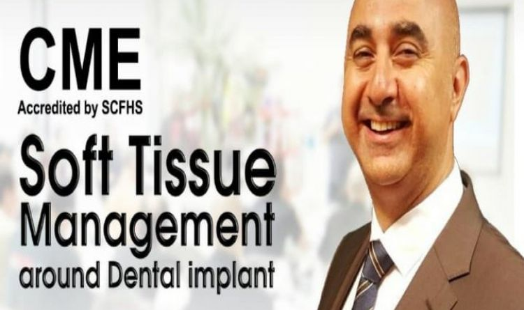 Soft Tissue Management around Dental implant
