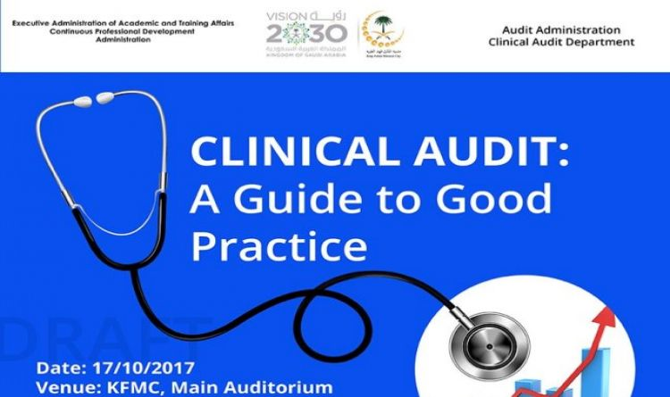 CLINICAL AUDIT : A guide to good practice