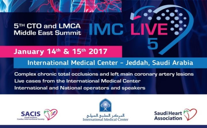 5th CTO and LMCA Middle East Summit | 5th IMC Live
