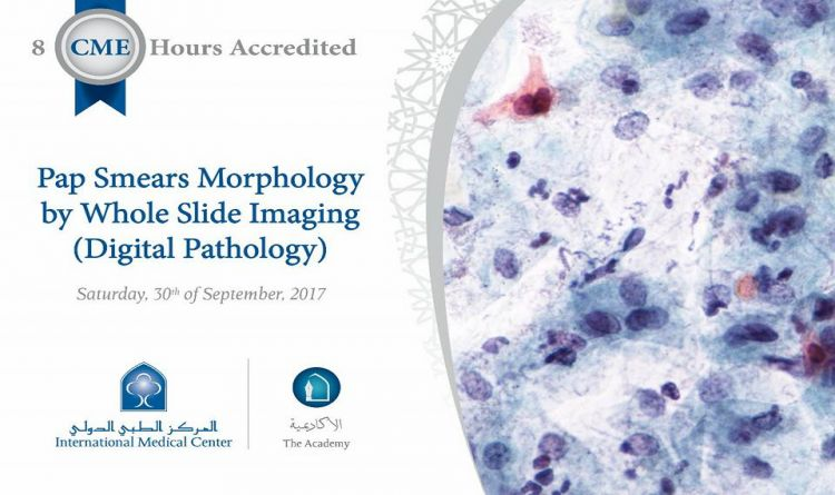 Pap Smear Morphology by Whole Slide Imaging  (Digital Pathology)