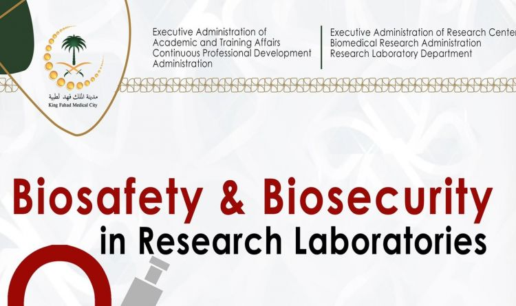 Biosafety & Biosecurity in Research Laboratories