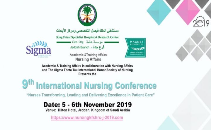 9th International Nursing Conference